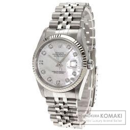 ROLEX【ロレックス】 ダイヤモンド 腕時計 K18ホワイトゴールド/SS/SS メンズ