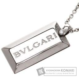 BVLGARI【ブルガリ】 ネックレス K18ホワイトゴールド レディース