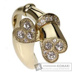 SELECT JEWELRY【セレクトジュエリー】 ダイヤモンド リング・指輪 K18イエローゴールド レディース