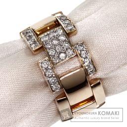 SELECT JEWELRY【セレクトジュエリー】 ダイヤモンド リング・指輪 K18ピンクゴールド レディース