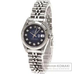 ROLEX【ロレックス】 腕時計 ステンレススチール レディース