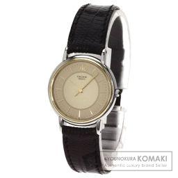 SEIKO【セイコー】 クレドール 腕時計 ステンレス/革/革 レディース