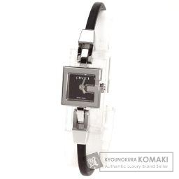 GUCCI【グッチ】 YA102 腕時計 ステンレス/レザー/レザー レディース