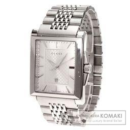 GUCCI【グッチ】 YA138.4 腕時計 ステンレス/SS/SS メンズ