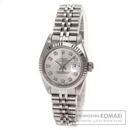 ROLEX【ロレックス】 デイトジャスト オイスターパーペチュアル 腕時計 ステンレス/K18WGxSS/K18WGxSSK18WG レディース