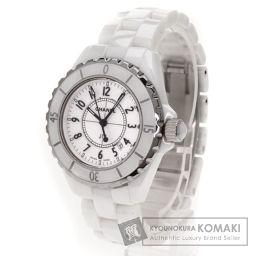 CHANEL【シャネル】 J12 腕時計 ステンレス/セラミック/セラミック レディース
