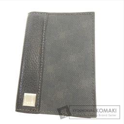 Dunhill【ダンヒル】 名刺入れ カードケース PVC メンズ