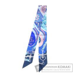 HERMES【エルメス】 ツィリー スカーフ シルク レディース