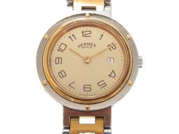HERMES【エルメス】 7621 腕時計 ステンレススチール/ステンレススチール ボーイズ