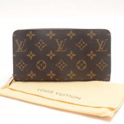 LOUIS VUITTON【ルイ・ヴィトン】 二つ折り財布(小銭入れあり) モノグラムキャンバス メンズ