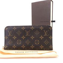 LOUIS VUITTON【ルイ・ヴィトン】 M66565 長財布(小銭入れあり) モノグラムキャンバス レディース