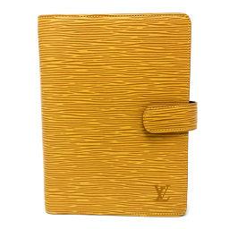 LOUIS VUITTON【ルイ・ヴィトン】 R20049 エピ 手帳カバー エピレザー レディース
