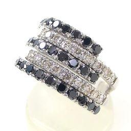 SELECT JEWELRY【セレクトジュエリー】 リング・指輪 /ブラックダイヤモンド/ダイヤモンド レディース