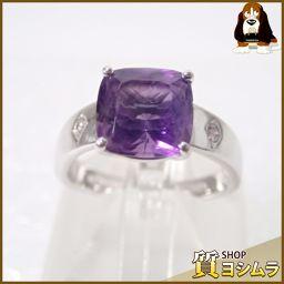 SELECT JEWELRY【セレクトジュエリー】 リング・指輪 /アメジスト/ダイヤモンド レディース