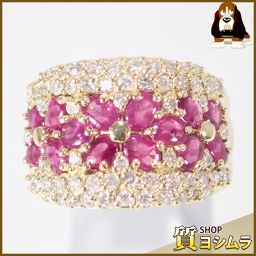 SELECT JEWELRY【セレクトジュエリー】 リング・指輪 /ルビー/ダイヤモンド レディース