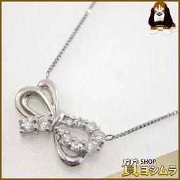 SELECT JEWELRY【セレクトジュエリー】 ネックレス Pt 900/pt850/ダイヤモンド レディース