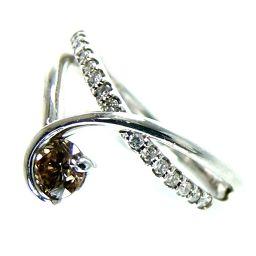 SELECT JEWELRY【セレクトジュエリー】 リング・指輪 /ブラウンダイヤモンド/ダイヤ レディース