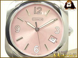 COACH【コーチ】 腕時計 ステンレススチール レディース