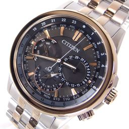 CITIZEN【シチズン】 BU2026-65H 腕時計 SS/クリスタルガラス メンズ