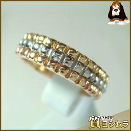 SELECT JEWELRY【セレクトジュエリー】 リング・指輪 /K18PG/Pt950 レディース