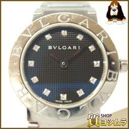 BVLGARI【ブルガリ】 ブルガリ・ブルガリ 腕時計 ステンレススチール/ダイヤモンド レディース