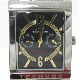 TECHNOS【テクノス】 T2046 腕時計 ステンレス ユニセックス
