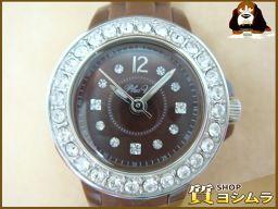 Plus Vendome【プラスヴァンドーム】 腕時計 ステンレススチール/ラバー/プラスチック レディース