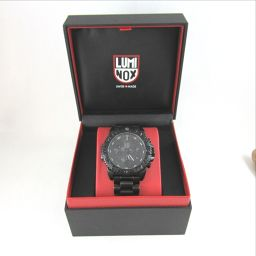 LUMINOX【ルミノックス】 3180.BO 腕時計 ステンレス メンズ