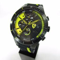 【】 0830261 腕時計 ステンレススチール/ラバー メンズ