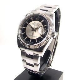 ROLEX【ロレックス】 116234 7705 Z番 ルーレット 腕時計 ステンレススチール/サファイアクリスタル メンズ