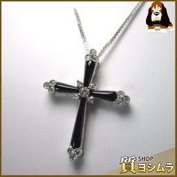 SELECT JEWELRY【セレクトジュエリー】 クロス ネックレス  ユニセックス