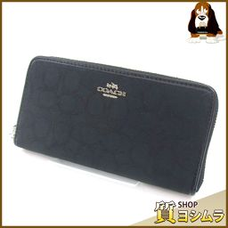 COACH【コーチ】 F54633 長財布(小銭入れあり) /レザー レディース