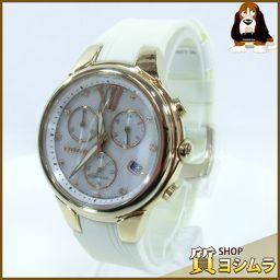 CITIZEN【シチズン】 FB1312-06A エコドライブ 腕時計 ステンレススチール/ウレタン レディース