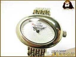 Vivienne Westwood【ヴィヴィアン・ウエストウッド】 腕時計 ステンレススチール レディース
