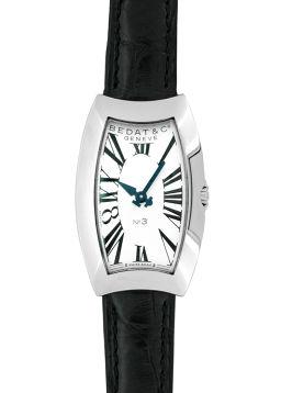 BEDAT&Co【ベダ&カンパニー】 384.010.600 腕時計 SS レディース
