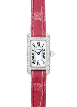 CARTIER【カルティエ】 WB710015 腕時計 K18ホワイトゴールド レディース