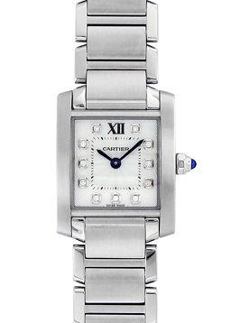 CARTIER【カルティエ】 WE110006 腕時計 SS/ステンレススティール レディース