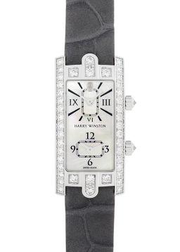 HARRY WINSTON【ハリーウィンストン】 AVCQTZ19WW001 腕時計 K18ホワイトゴールド レディース
