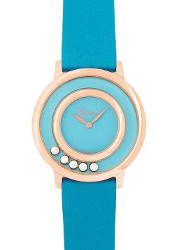 Chopard【ショパール】 209429-5104 腕時計 K18ローズゴールド レディース