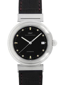 IWC【IWC】 SS/ レザー IW352806(3528-006) メンズ