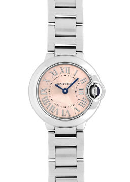 CARTIER【カルティエ】 W6920038 腕時計 SS レディース