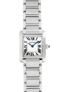 CARTIER【カルティエ】 W51008Q3 腕時計 SS レディース