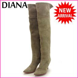 DIANA【ダイアナ】 ブーツ  レディース