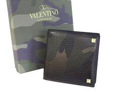 VALENTINO【ヴァレンティノ】 MY0P0577VXM 二つ折り財布(小銭入れあり) レザー レディース