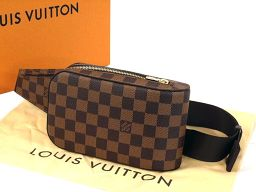 LOUIS VUITTON【ルイ・ヴィトン】 N51994 ボディバッグ /ダミエ・キャンバス メンズ
