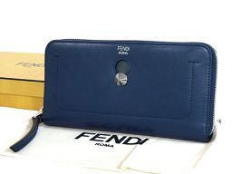 FENDI【フェンディ】 8M0382 長財布(小銭入れあり) /レザー レディース