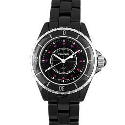 CHANEL【シャネル】 H1634 7920 腕時計 セラミック レディース