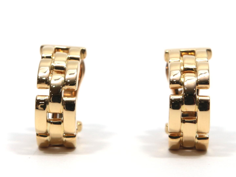 buy online f74c8 6abf3 Cartier カルティエ パンテール ピアス 耳環 ゴールド K18YG(750 ...