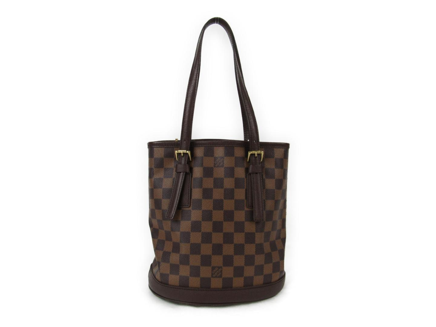 size 40 3016c d9079 LOUIS VUITTON ルイヴィトン マレ ポーチ無 トートバッグ N42240 ...