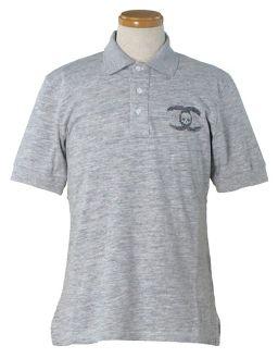ハイドロゲン 114006 ポロシャツ M L.GY 015#